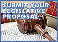 Submit your legislative proposal